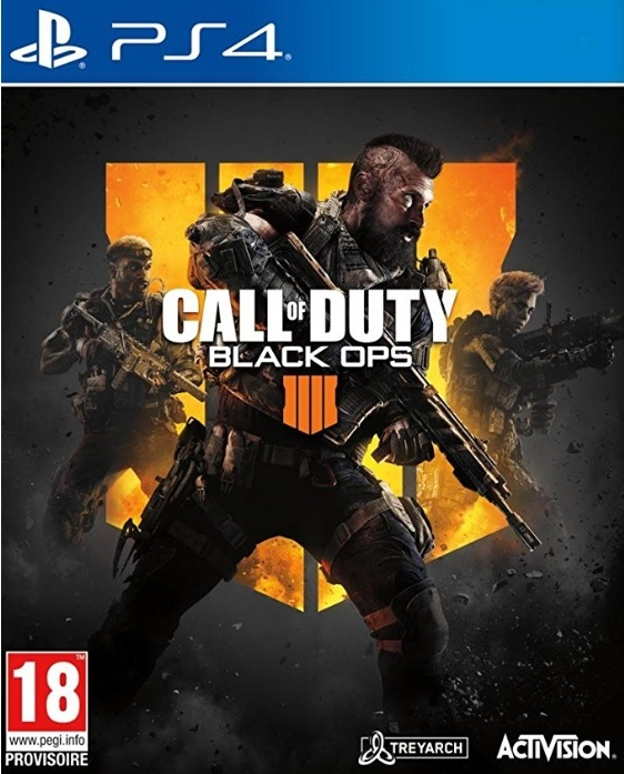 Retrouvez notre TEST : Call of Duty: Black Ops 4 - PC PS4 Xbox ONE